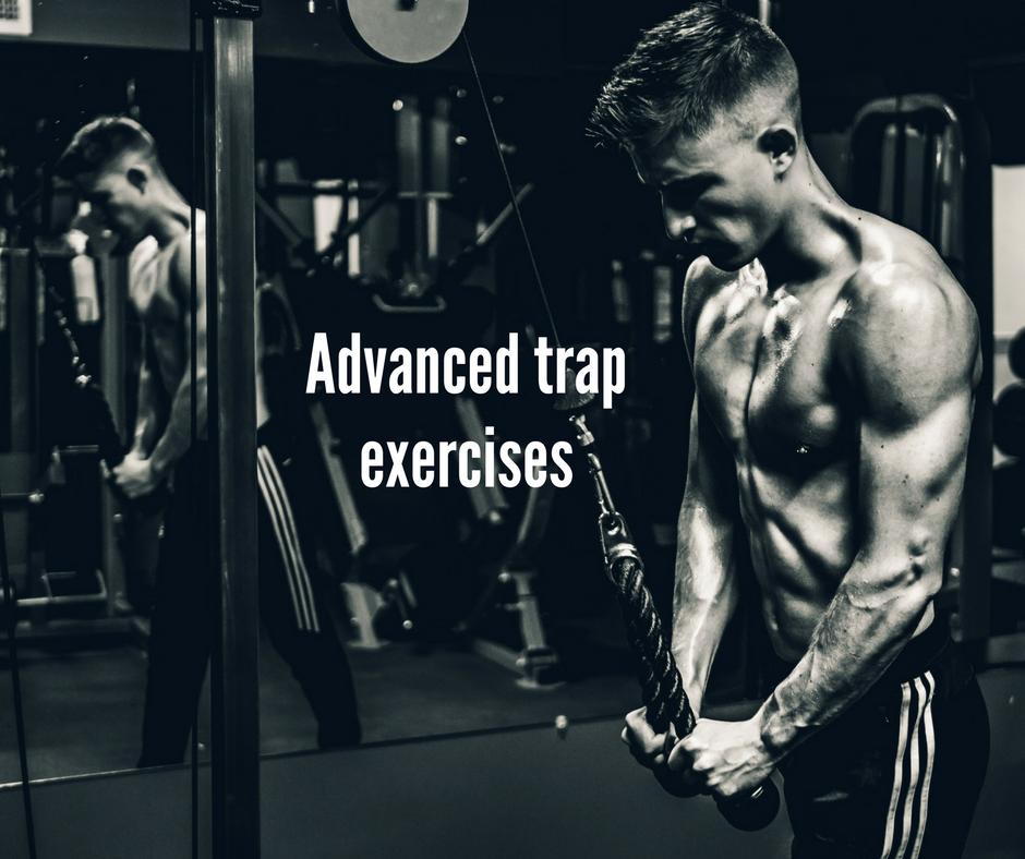 Advanced trap exercises